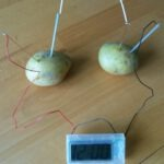Kartoffelbatterie